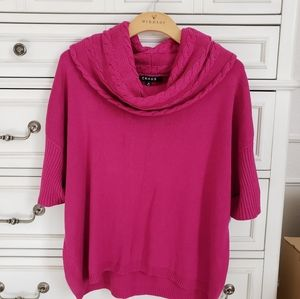 Sweater in cocktail Party vibrant pink